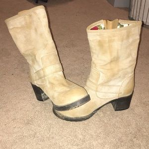 Pair of Rocket Dog boots size 7
